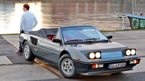 Ferrari Mondial Cabrio - Dynamiczny romantyk