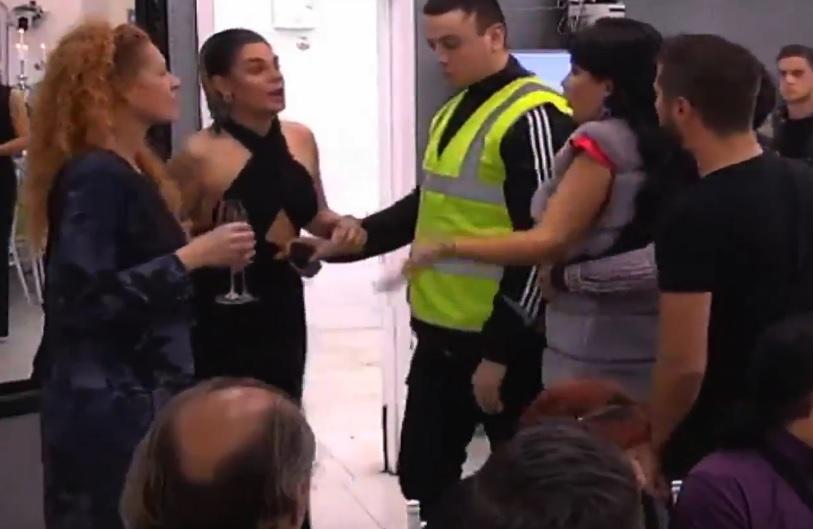 Mina, Ivana i Aleksandra