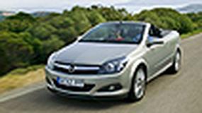 Opel Astra III - Delikatny makijaż