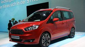 Ford Tourneo Courier (Genewa 2013)