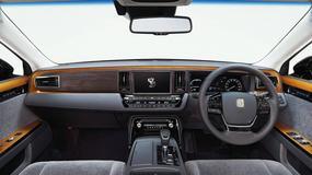 Nowa Toyota Century zamiast Rolls-Royce'a?