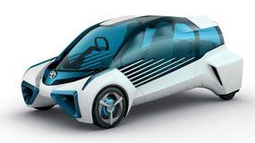 Toyota FCV Plus: futurystyczna i napędzana wodorem