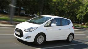 Hyundai ix20 - wersja bez większych szaleństw