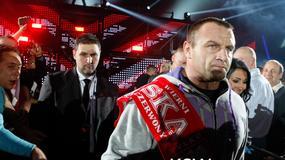 KSW24: Mariusz Pudzianowski wygrał rewanż z McCorkle'em