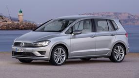 Volkswagen Golf Sportsvan - następca rodzinnego Golfa