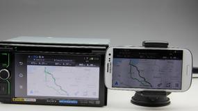 Samsung Galaxy SIII z Sony XAV-601BT