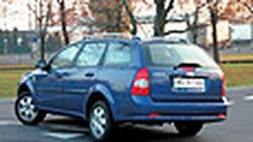 Chevrolet Lacetti kombi 1.8 Platinum - Praktyczna wersja