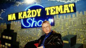 """Kiedyś gwiazdy TV, a dziś? Mariusz Szczygieł rozmawiał """"Na każdy temat"""". Co robi teraz?"""