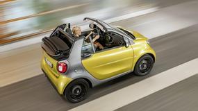 Smart Fortwo Cabrio - ceny w Polsce