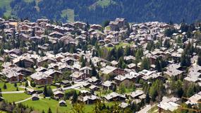 """Verbier - alpejski """"plac zabaw dla bogaczy"""""""