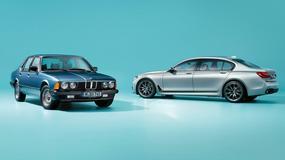Limitowane BMW serii 7 z okazji 40. urodzin