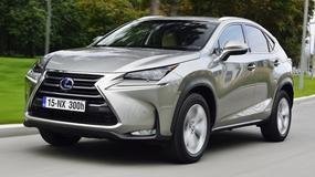 Lexusy najlepsze w rankingu Consumer Reports