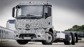 Mercedes Urban eTruck - elektryczny model do transportu