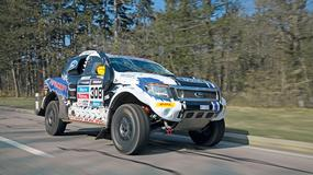 Waleczny Ford Ranger Dakar