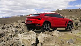 Lamborghini Urus – najszybszy SUV na Ziemi
