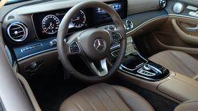Mercedes E 220d All-Terrain - komfort jazdy, dyskomfort obsługi | TEST