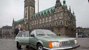Opel Senator: limuzyna dla senatora