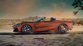 BMW Concept Z4 - nowa interpretacja roadstera