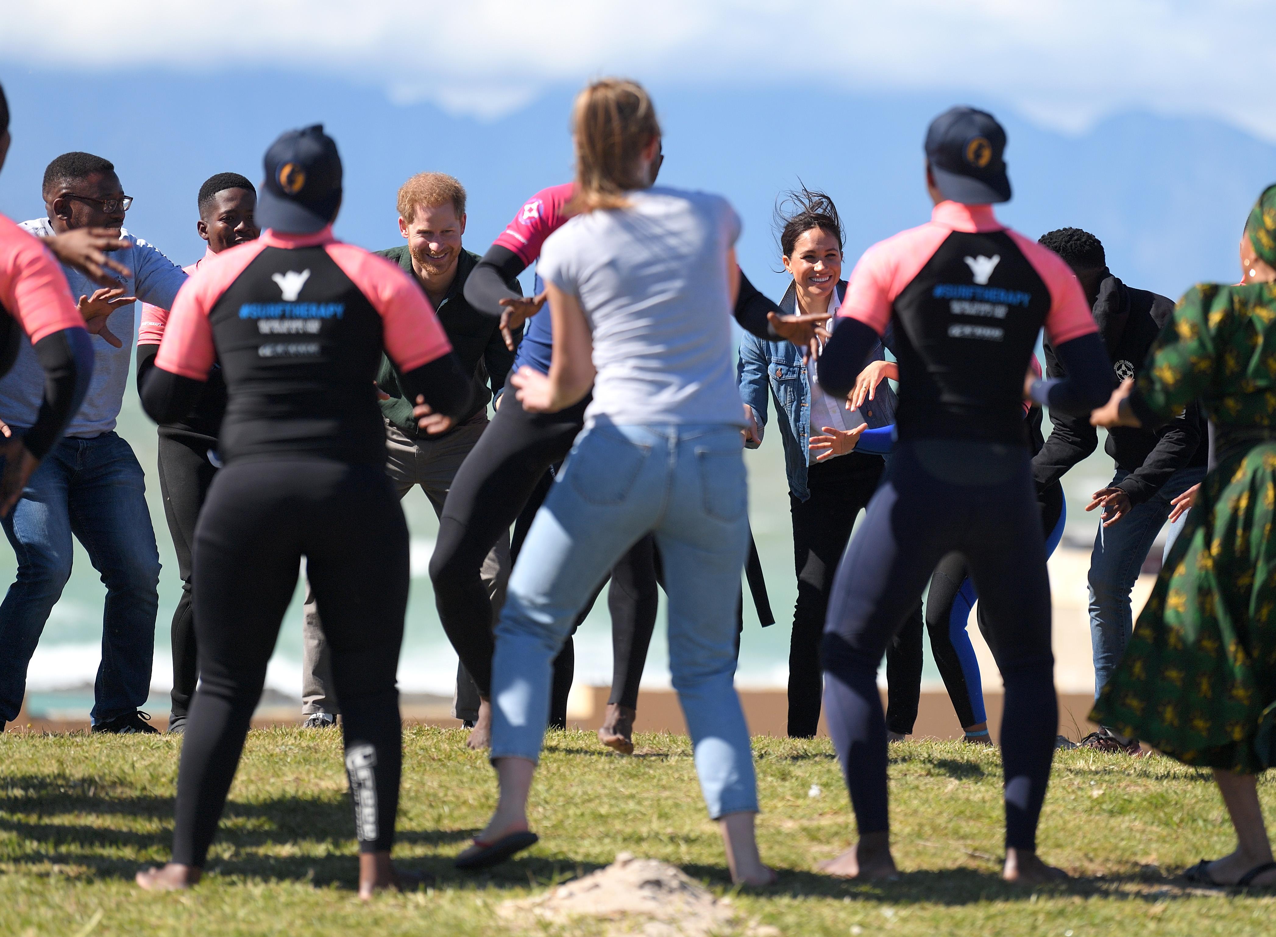 Fitness randki afryka południowa