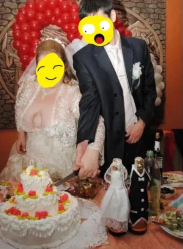 Blam na svadbi
