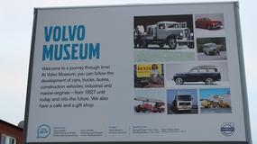 Z wizytą w muzeum Volvo