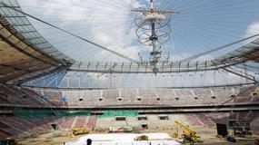 Stołeczny stadion rok przed Euro
