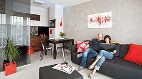 Świetnie urządzone 40-metrowe mieszkanie