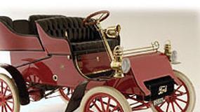 Najstarszy Ford idzie pod młotek, właściciel liczy na 400-500 tys. dolarów