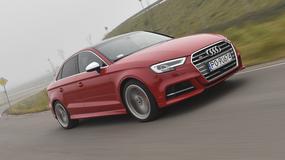 Audi S3 | Długi dystans | Część 1