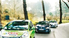 Honda Jazz kontra VW Polo i Peugeot 207: który maluch jest lepszy, hybrydowy czy wysokoprężny?