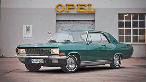 Rynek aut klasycznych - Opel tylko unikalne auta są drogie
