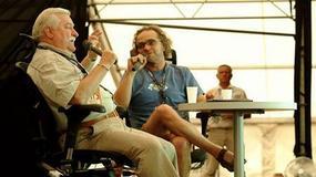 Przystanek Woodstock 2009: Lech Wałęsa gościem Akademii Sztuk Przepięknych