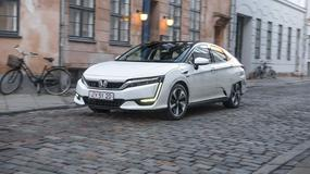 Honda Clarity Fuel Cell – Wodorowa przyszłość | Pierwsza jazda