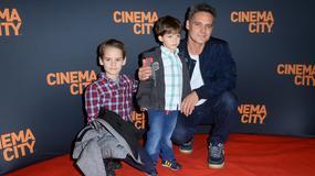 """Gwiazdy z dziećmi na premierze """"Lego: Ninjago"""""""