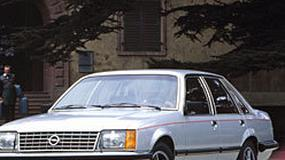 Opel Senator i Monza – 30-lecie dużych Opli