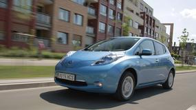 Nissan Leaf: samochód na baterie