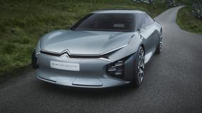Citroen CXperience Concept gwiazdą Paryża
