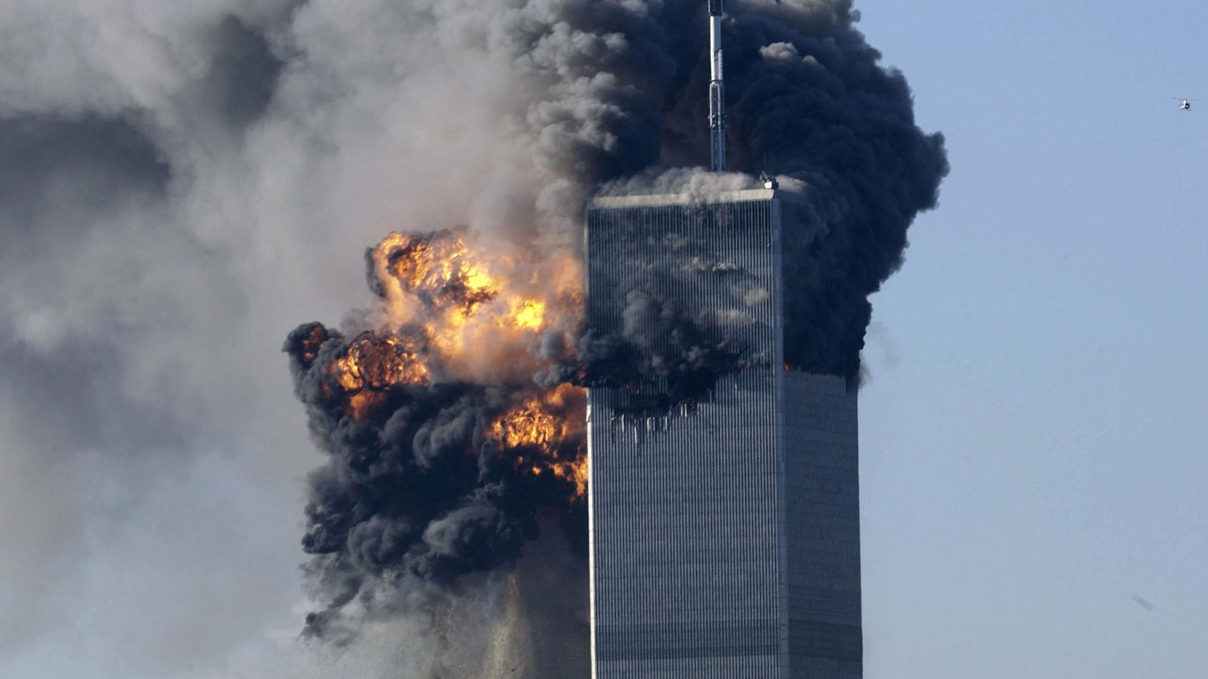 11 września. Atak na WTC. Rocznica ataku na World Trade Center