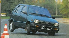 Suzuki Alto 800 MPI - test z archiwum Auto Świata