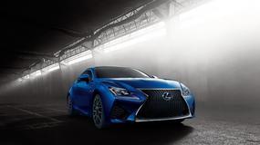 Detroit 2014: Lexus RC F - światowa premiera