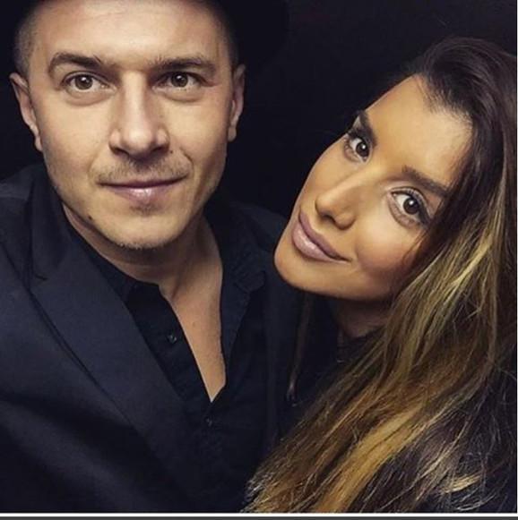 Aleksandar Cvetković i Jovana Pajić