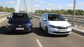 Skoda Fabia Combi kontra Fiat Tipo SW - propozycje dla rodziny
