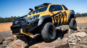Toyota Hilux Tonka – zabawka dla dużych chłopców