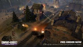 Company of Heroes 2: The British Forces - garść efektownych screenów