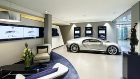 Bugatti wprowadza nowy standard w salonach