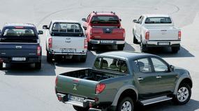 Używane | Pikapy i auta dostawcze 4x4