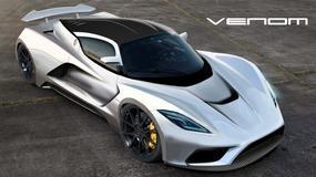 Potężny Hennessey Venom F5 ujawniony