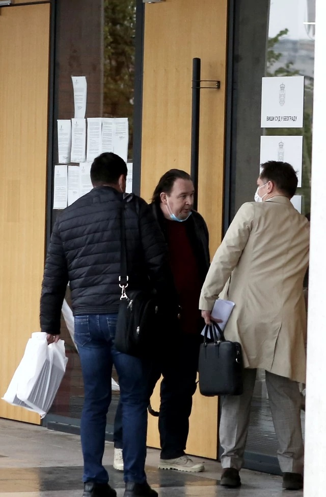 NASTAVLJA SE SUĐENJE BANETU VIDAKOVIĆU: Glumac stigao u sud, a evo koliko mu preti godina robije zbog nedozvoljenog držanja droge!