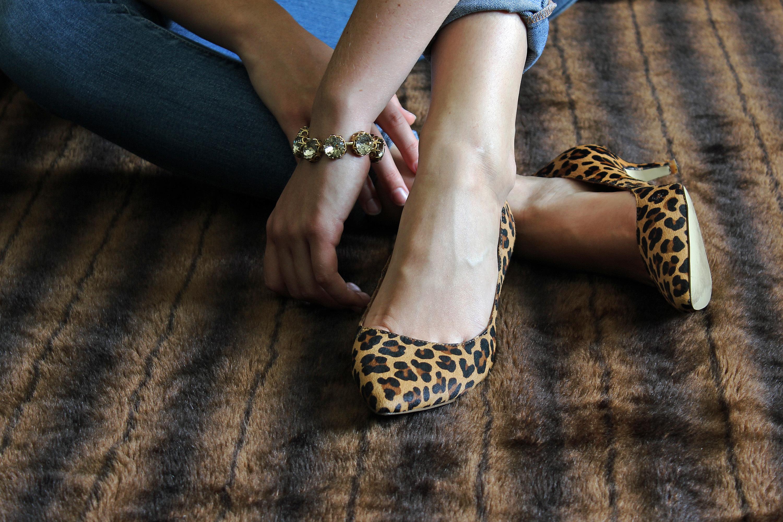 Wzorzyste buty na wiosnę 2020 Moda
