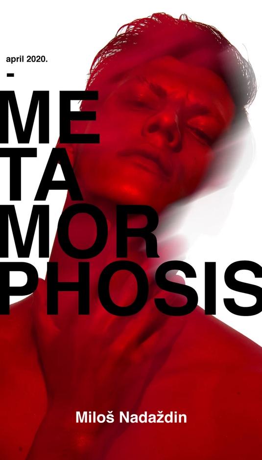 Šta za vas znači metamorfoza? Budite deo projekta čuvenog fotografa!